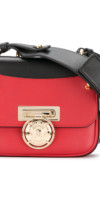 BALMAIN  contrast strap crossbody bag