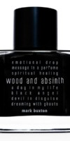 MARK BUXTON PERFUMES wood & absinth eau de parfum 100ml