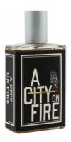 Auteurs imaginaires  Une ville en feu eau de Parfum 100 ml