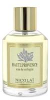 PARFUMS DE NICOLAI  Haute Provence Eau de Cologne 100nl