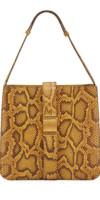 Bottega Veneta Marie Python Shoulder Bag