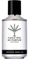 PARLE MOI DE PARFUM Saffron Wood eau de parfum 100ml